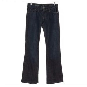 7 For All Mankind ORGANIC Denim
